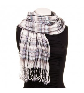 Ladies Scarf white