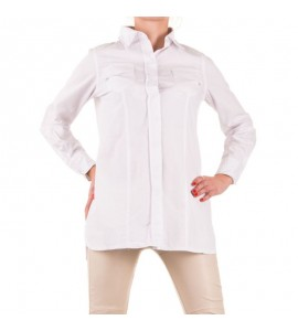 Ladies Blouse one size white